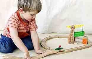 مشكلة التبرز اللاإرادي عند الأطفال