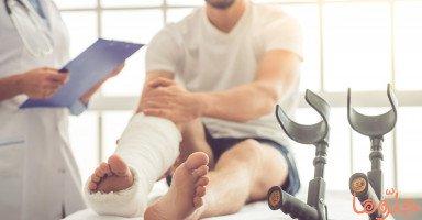 أسباب وأعراض الكسور العظمية Bone Fractures
