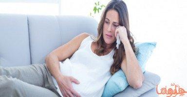 تقلبات مزاج المرأة الحامل
