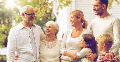 تقوية الروابط الأسرية