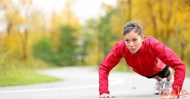تمارين رياضية منزلية