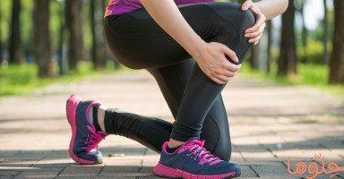 أسباب آلام الركبة وعلاجها