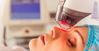 عمليات الليزر التجميلية وأنواعها