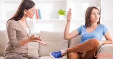 مراهقة الفتيات وتعامل الأم مع البنت المراهقة