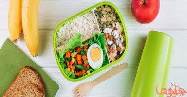 التغذية السليمة للأطفال في عمر 12 إلى 13 عاماً