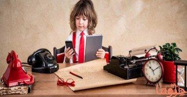 كيف نعلم الطفل قيمة العمل؟