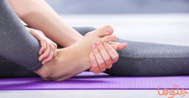 أسباب تورم القدمين وطريقة علاج انتفاخ القدم
