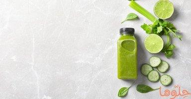 وصفات تنظيف الجسم من السموم