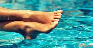 الحب الجنسي للأقدام أو فتيشية القدم البودوفيليا Podophilia