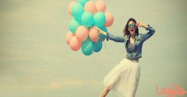 التمتع بأسلوب حياة إيجابي