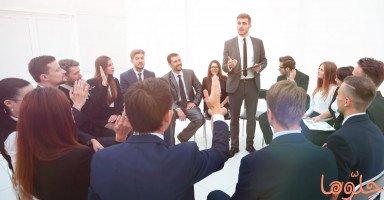 مهارات التواصل في مكان العمل