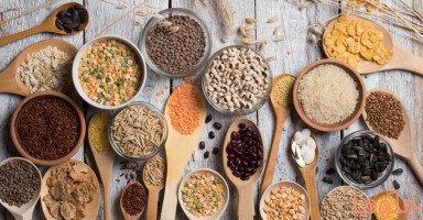 فوائد الحبوب المتنوعة