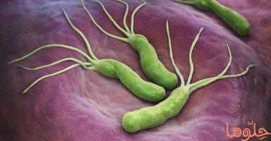 جرثومة المعدة الأعراض والأدوية والعلاج