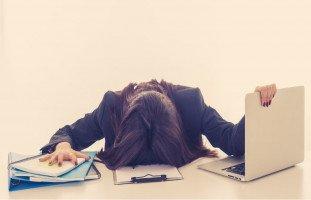 حلول الإرهاق الوظيفي
