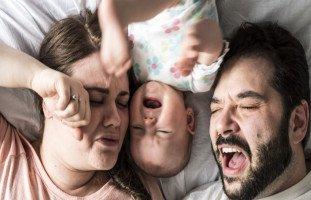 أنواع بكاء الرضيع وطرق تهدئته
