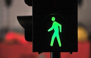 الإشارات المرورية
