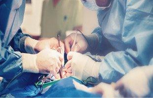 نقص التروية القلبية وعملية القلب المفتوح