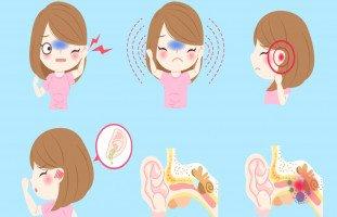 التهاب الأذن الوسطى الحاد عند الأطفال