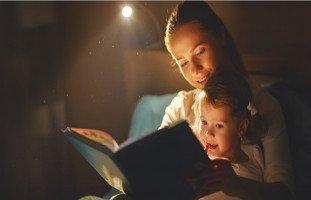 تأثير القصص على الأطفال
