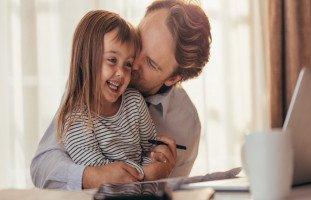 هل أنت مهووس بأطفالك؟