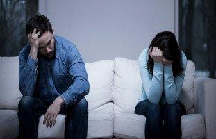 علامات تدل على فشل وتعاسة حياتك الزوجية