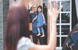 تربية الطفل من قبل الأقارب