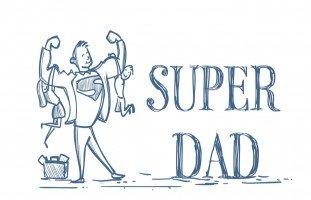 كيف تكون الأب المثالي؟