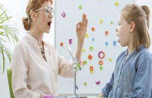 علاج صعوبة النطق عند الأطفال