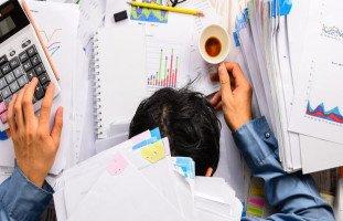 مخاطر الإرهاق بسبب العمل