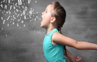 أنواع مشاكل النطق عند الأطفال