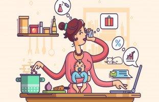 للأم المضغوطة... 10 أفكار لتجديد الطاقة والاستمتاع بالخصوصية