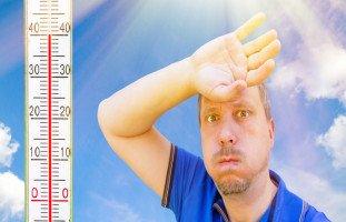 أعراض ضربة الشمس وإسعافاتها الأولية