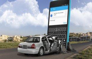 خطر التشتت والإلهاء أثناء قيادة السيارة