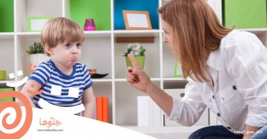 عصبية ولا أعرف كيف أتعامل مع طفلي؟