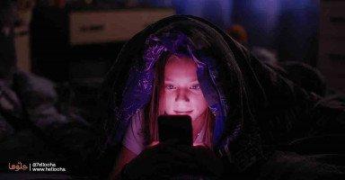 عقلي لا يستوعب ما رأيته في هاتف ابنتي