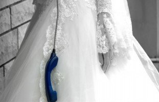 حلمت أن زوجي يهرب بيوم زفافي في المنام