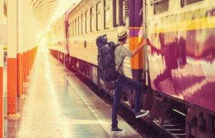 حلمت بأنني سأسافر في القطار
