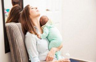 اختبار الإنهاك: هل تشعرين بإنهاك الأمومة؟