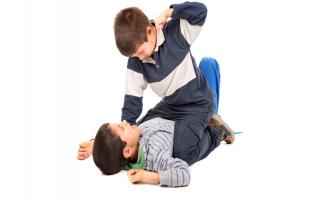 اختبار العدوانية عند الطفل: هل يعاني طفلك من خصال عدوانية؟