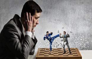 اختبار الغضب: كيف تتعامل مع الغضب؟