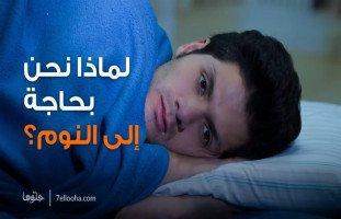 لماذا نحن بحاجة إلى النوم!