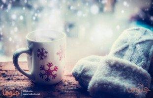 كان الشتاء...