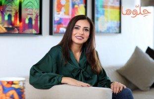 مقابلة منى أبو سليم في هاش مال